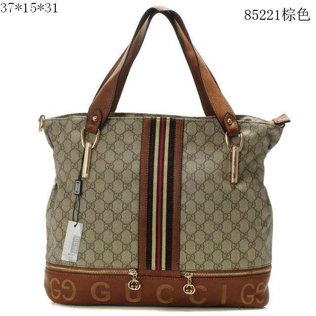 Fake Gucci, I want one.