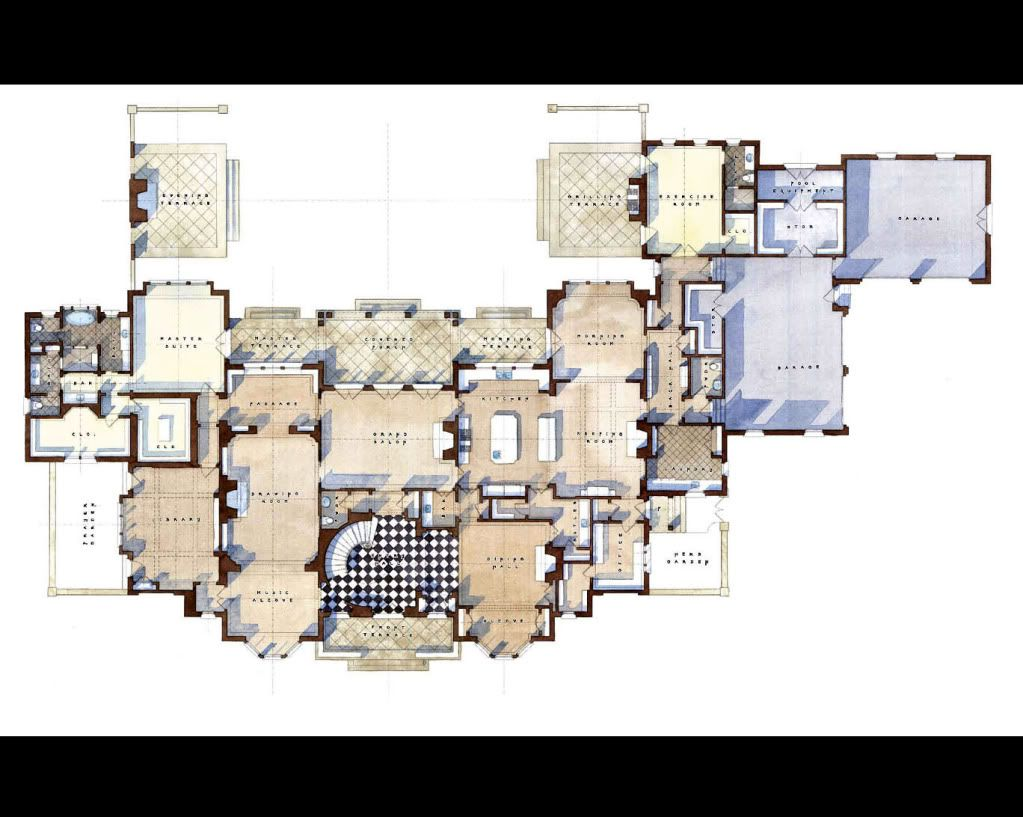 From Stephen Fuller Com Architectural Floor Plans Floor Plan Design House Floor Plans