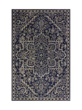 Wendy Hand Tufted Wool Rug Soft Furnishings And Geometric Designs