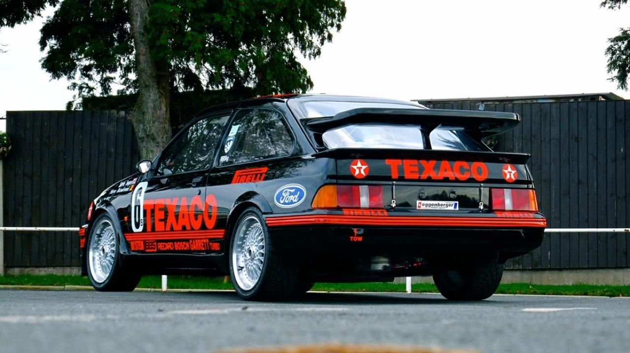 Ford Sierra Cosworth Afbeeldingen
