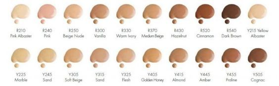 Review Swatches New Make Up For Ever Water Blend Face Body Foundation Beautystat Com Body Foundation Makeup Forever Face And Body