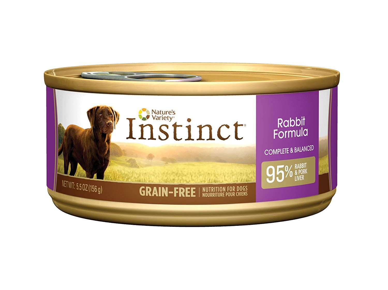 Instinct Original Grain Free Real Rabbit Recipe Natural