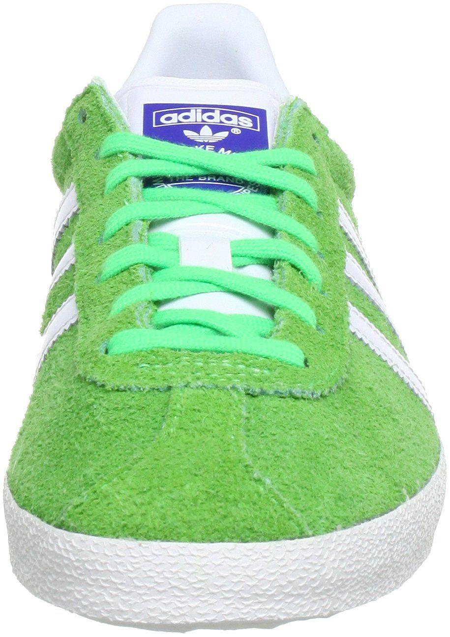 2bd86f7d2e1f9 Amazon.com: Adidas Gazelle OG Green Womens Trainers: Shoes ...