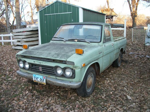 1969 Toyota Hilux Pickup 400 00 I Found This On Autosntrucks Com A Website That Searches