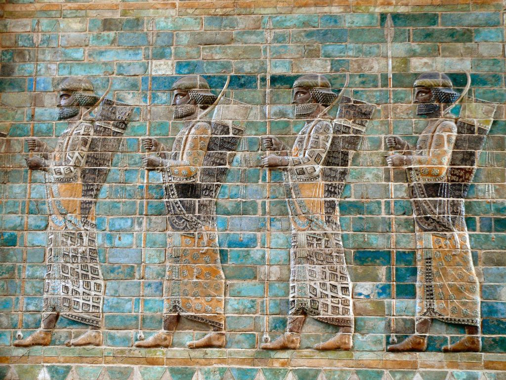 Persepolis IRAN تخت جمشيد ـ ايران