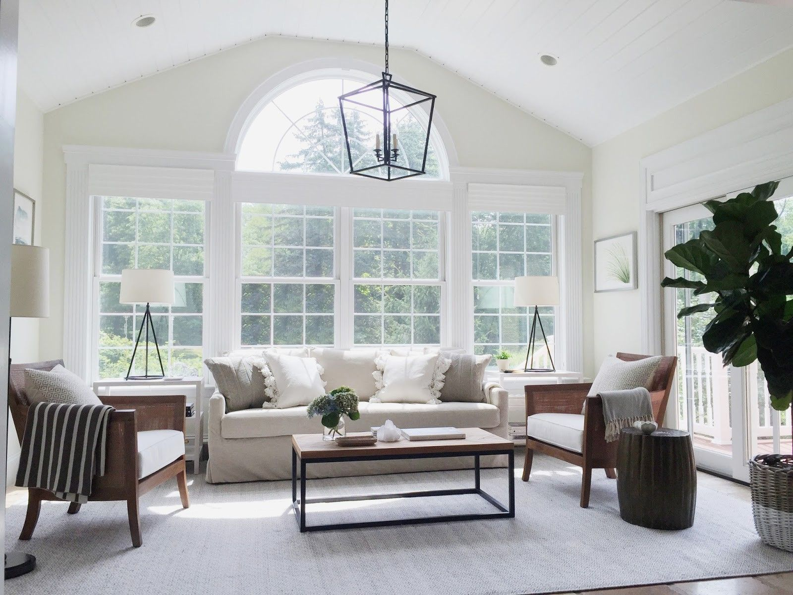 View Sunroom Lighting Decorating Ideas