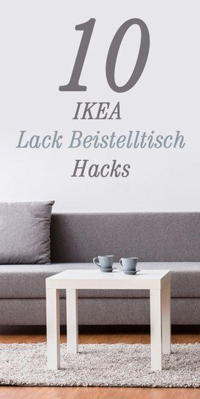 Ein Kleiner Ikea Tisch Der Noch So Viel Mehr Kann Haushalt