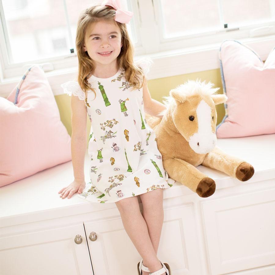 882061d0d Beaufort Bonnet Toddler Polly Play Dress Keeneland Print – Shop ...