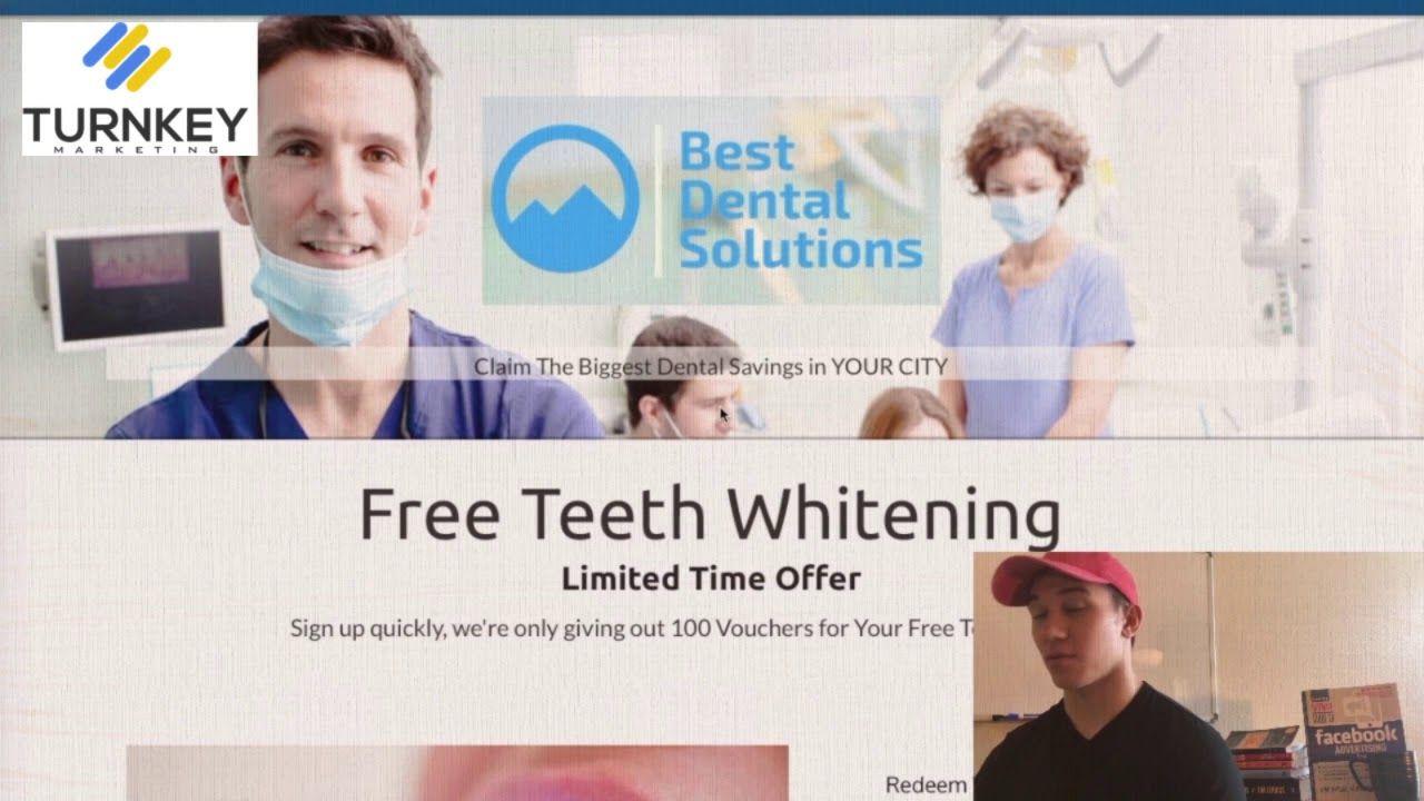 Generating local leads for dentist digital marketing