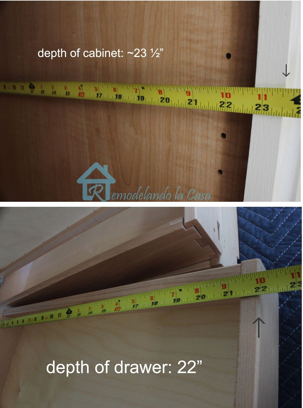 Kitchen Organization  Pull Out Shelves in Pantry - Kitchen organization, Pull out shelves, Kitchen organization diy, Woodworking desk plans, Chest woodworking plans, Woodworking projects that sell - How to install pull out shelves in skinny tall pantry