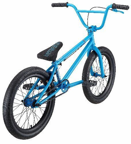 Eastern Bikes Growler Bmx Bike Matte Hot Blue With Black 20 Inch From Eastern Bikes Bicyclebmx Com Bmx Bikes Bmx Bmx Racing