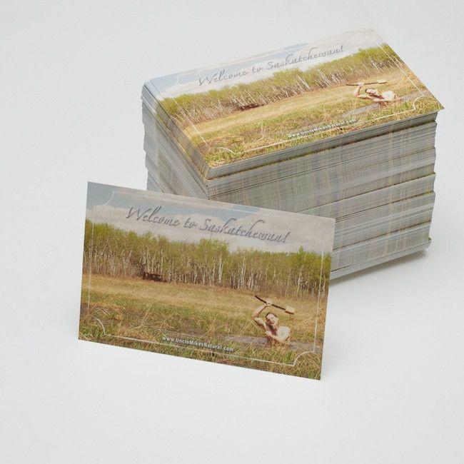 Welcome to Saskatchewan Postcard