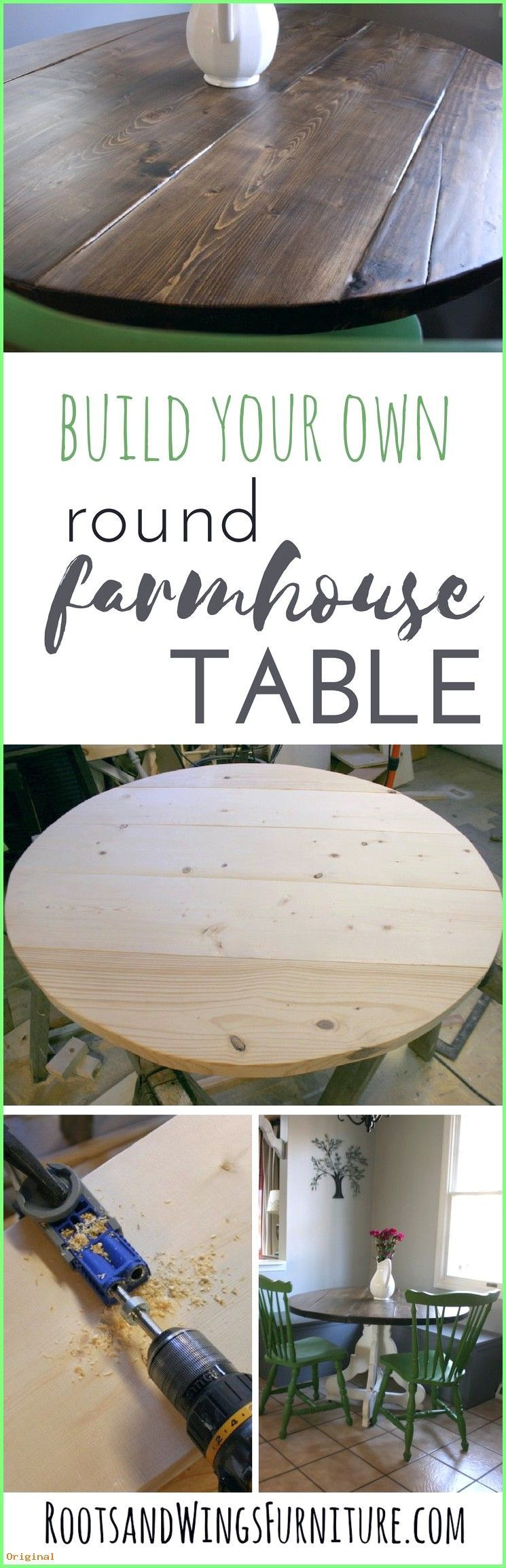 50 Wallpaper Diy Furniture How To Build A Custom Sized Round