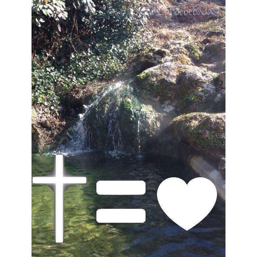 Cross equals Love❤️