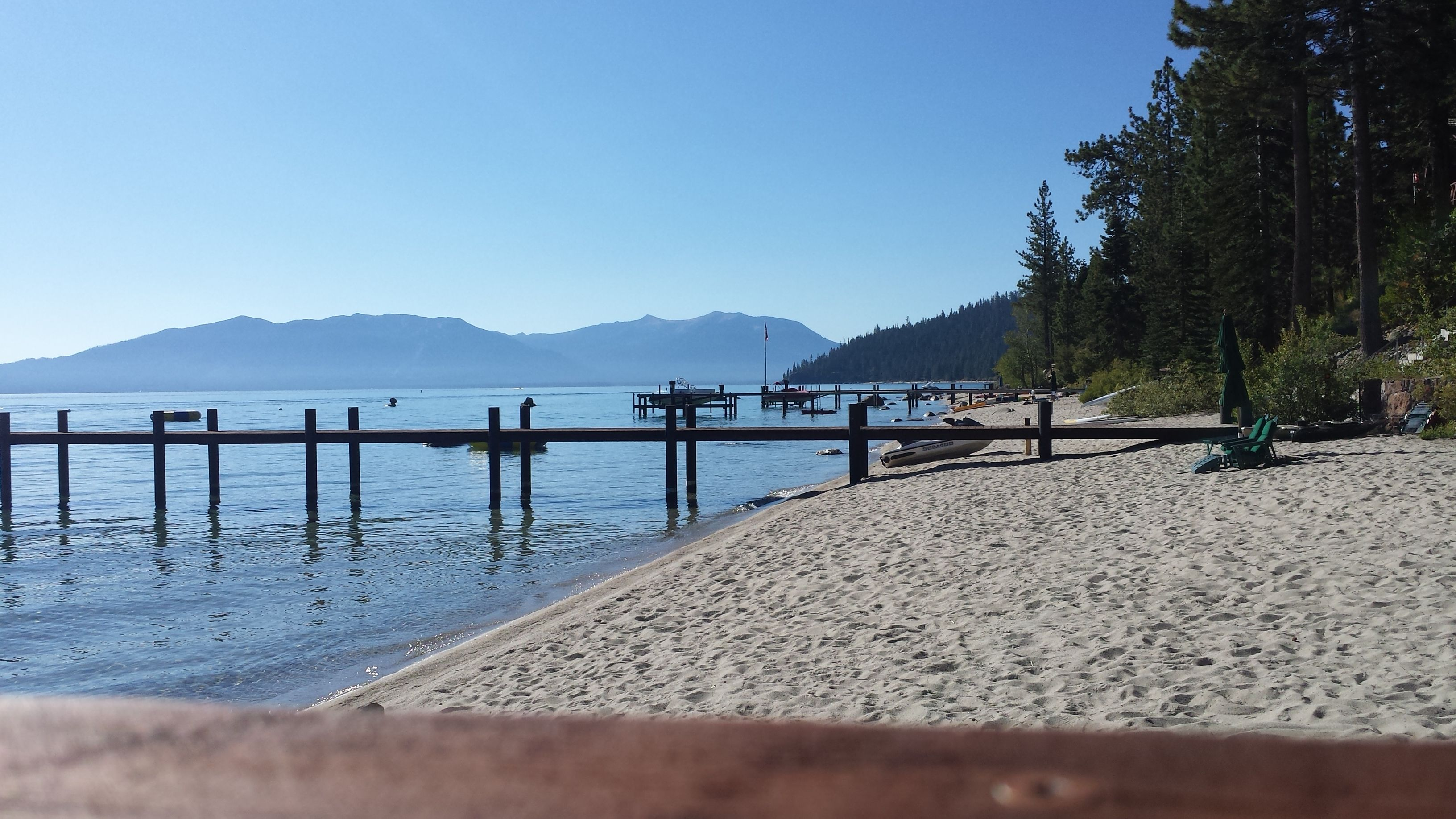 Lake tahoe sunset travel channel pinterest - The Gold Coast Of Rubicon Bay On Lake Tahoe