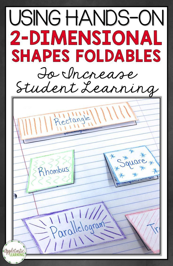 Classifying Polygons With Math Foldables Math Notebooks Math Journals Teaching Geometry