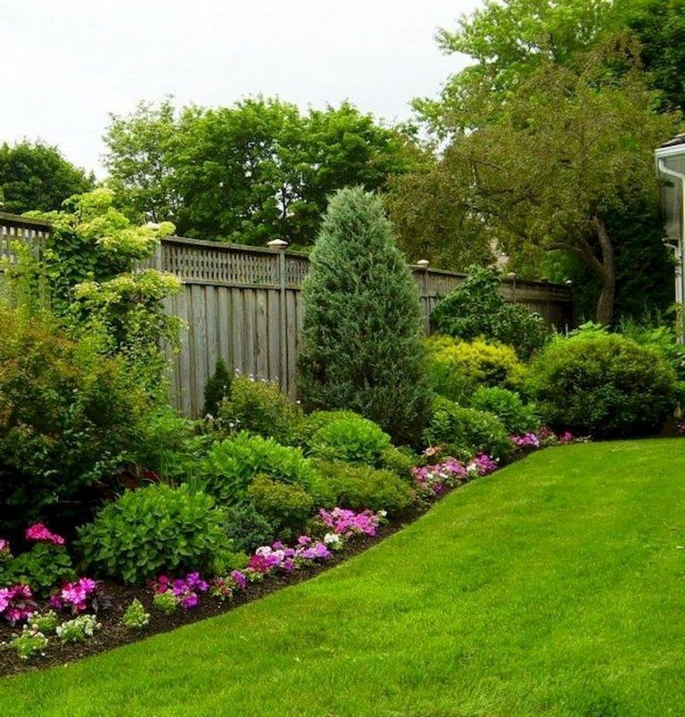 Diy Easy Front Yard Landscaping Ideas: Simple Front Yard Landscaping Ideas 1370056663