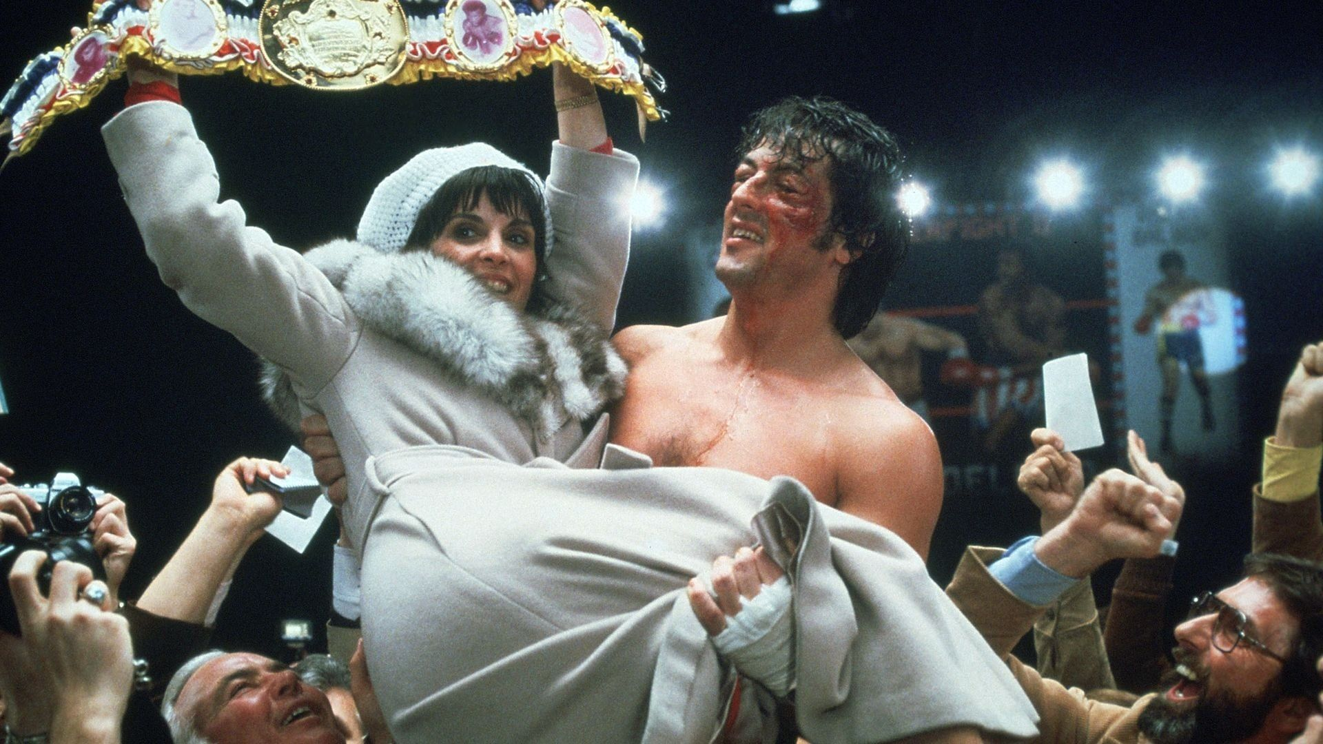 Rocky 1976 Streaming Ita Cb01 Film Completo Italiano Altadefinizione Rocky Balboa Vivacchia A Filadelfia Riscuotendo Rocky Balboa Rocky Ii Sylvester Stallone