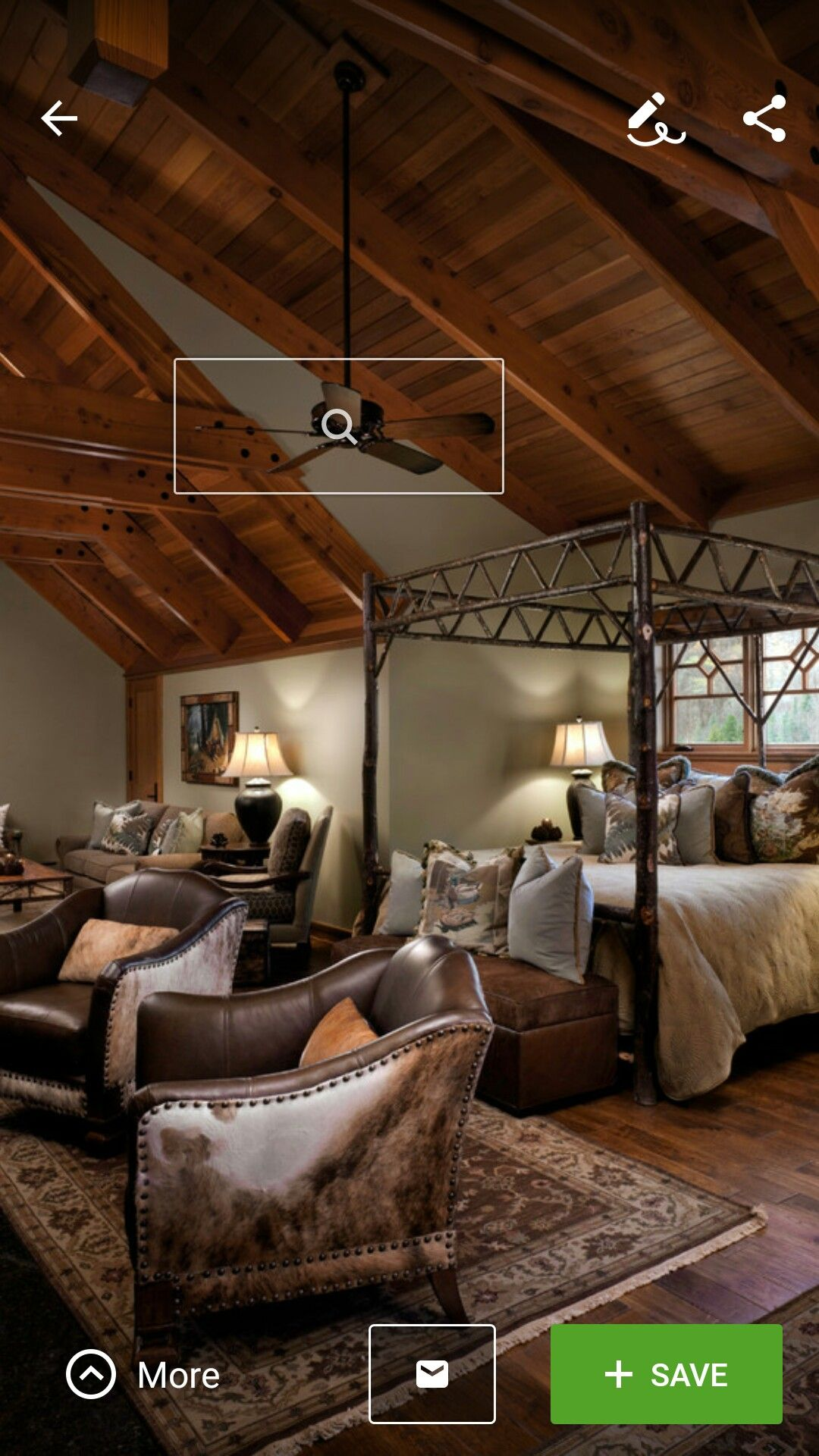 Country rustic master bedroom bedroom and guest bedrooms decor