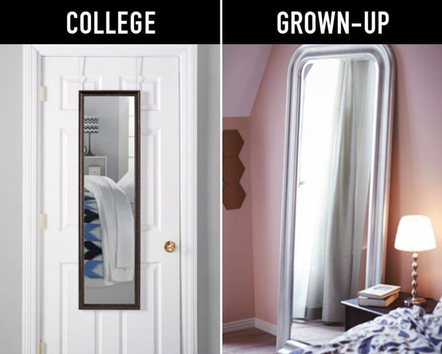13 Ways You Re Decorating Like You Re Still In College