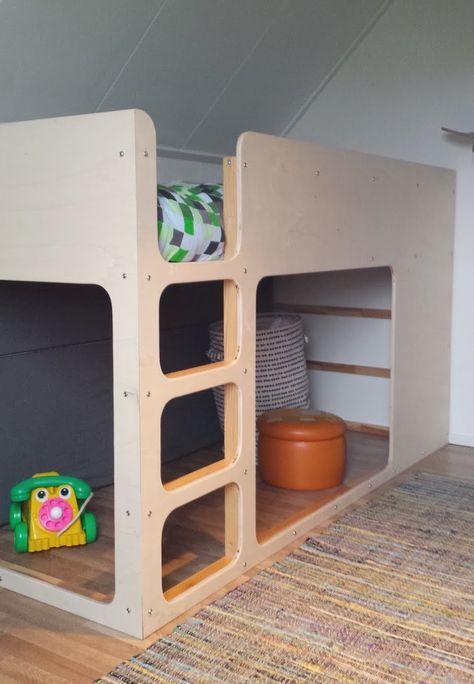 Ikea hochbett kinderbett  Pin von Kat Mortensen auf Drengeværelse | Pinterest | Kinderzimmer ...