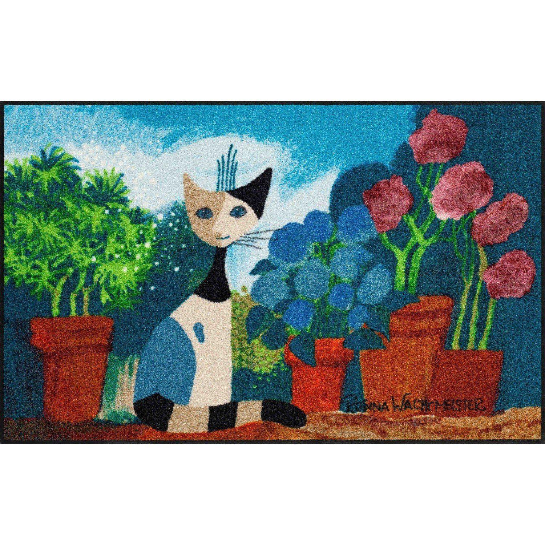 rosina wachtmeister paillasson secret garden, diverse farben, 75 x