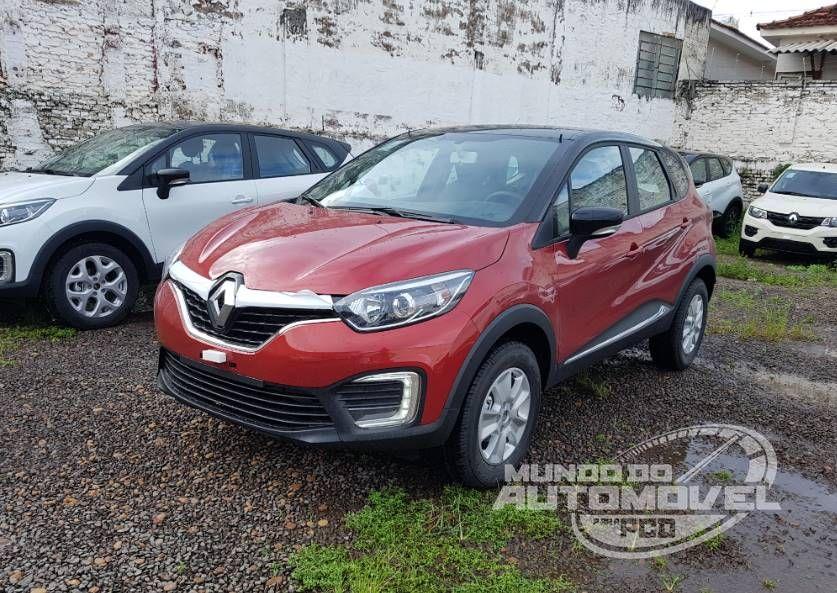 Renault Captur Pcd 2020 Life Preco Fotos Equipamentos E Mais