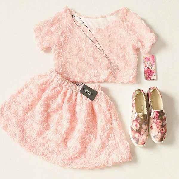 This might be the cutest outfit I've ever seen♡