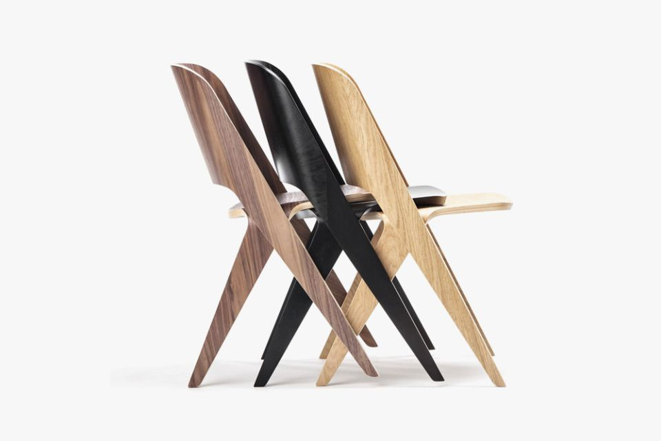 Poiat Design Creates The Lavitta Plywood Molded Chair, Designed For The  Home Office, Dining Room Or Living Room. See Them Here, Available At Dwell.