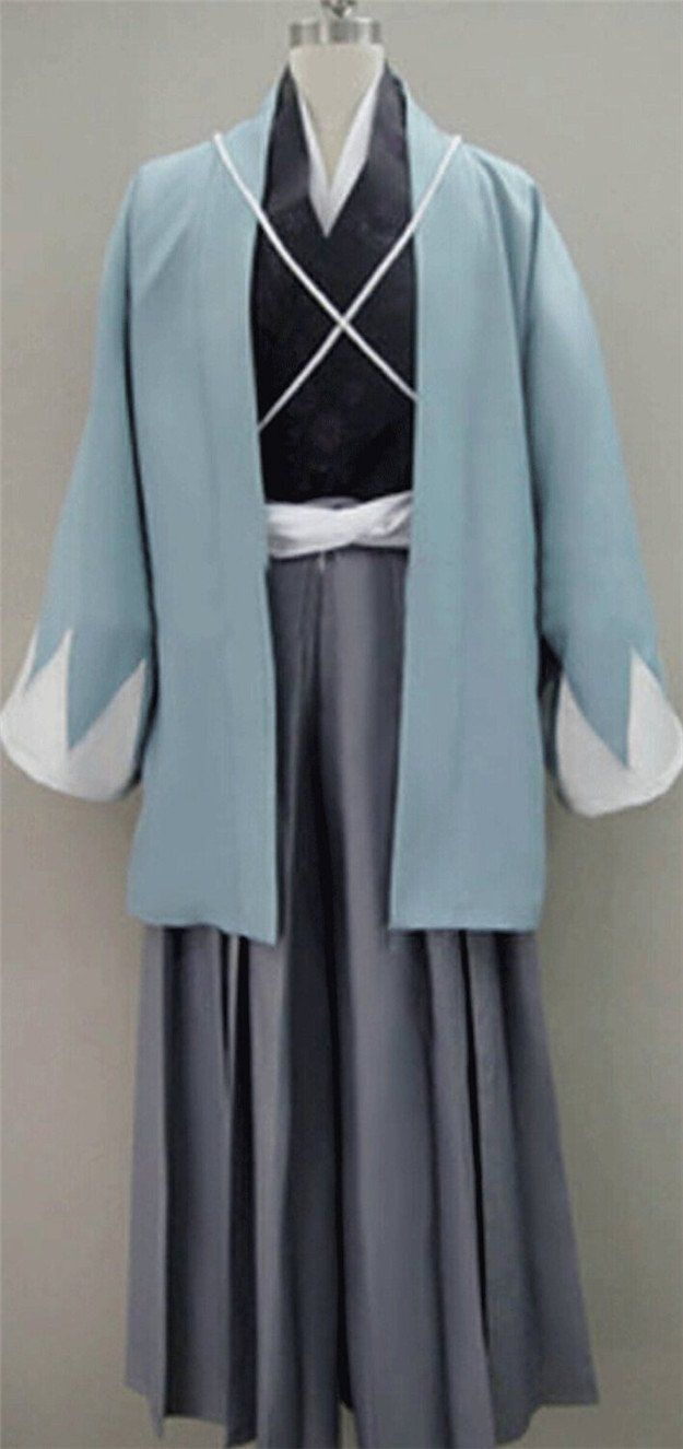 Vicwin-One Hakuouki Toudou Heisuke Cosplay Costume >>> Read more at the image link.