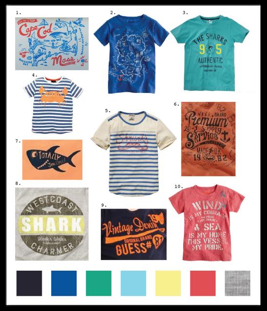 Emily Kiddy: Boys - Gone Fishing Trend - Spring/Summer ...