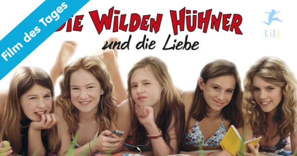 Die Wilden Hühner Und Die Lieber Der Ganze Film