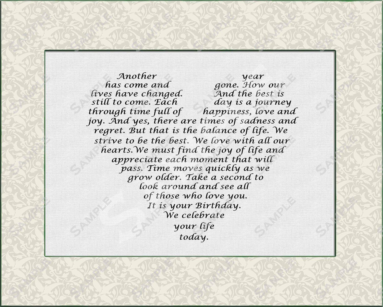 Pin by Tamica Mallard on Birthday Idea's Birthday poems