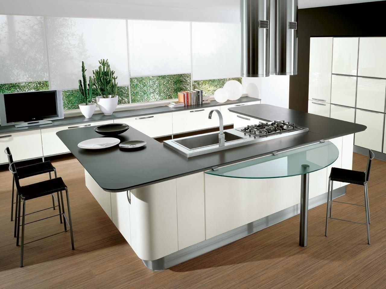 Best U Shaped Kitchen Design U0026 Decoration Ideas