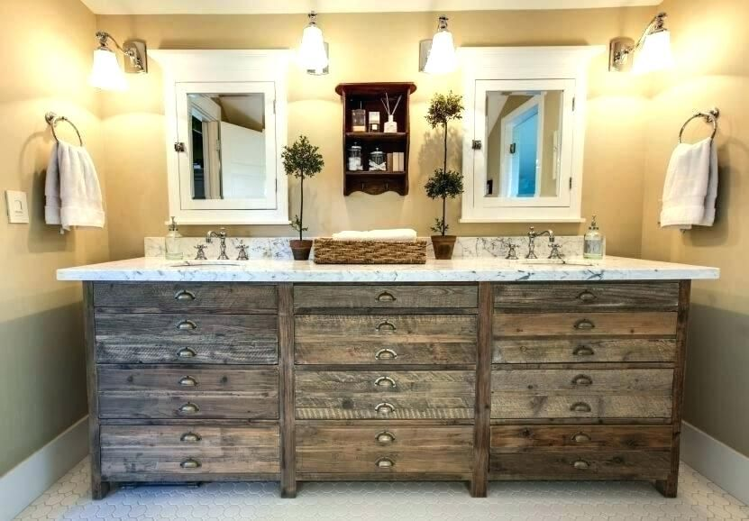 Master Bathrooms With Two Separate Vanities Google Search