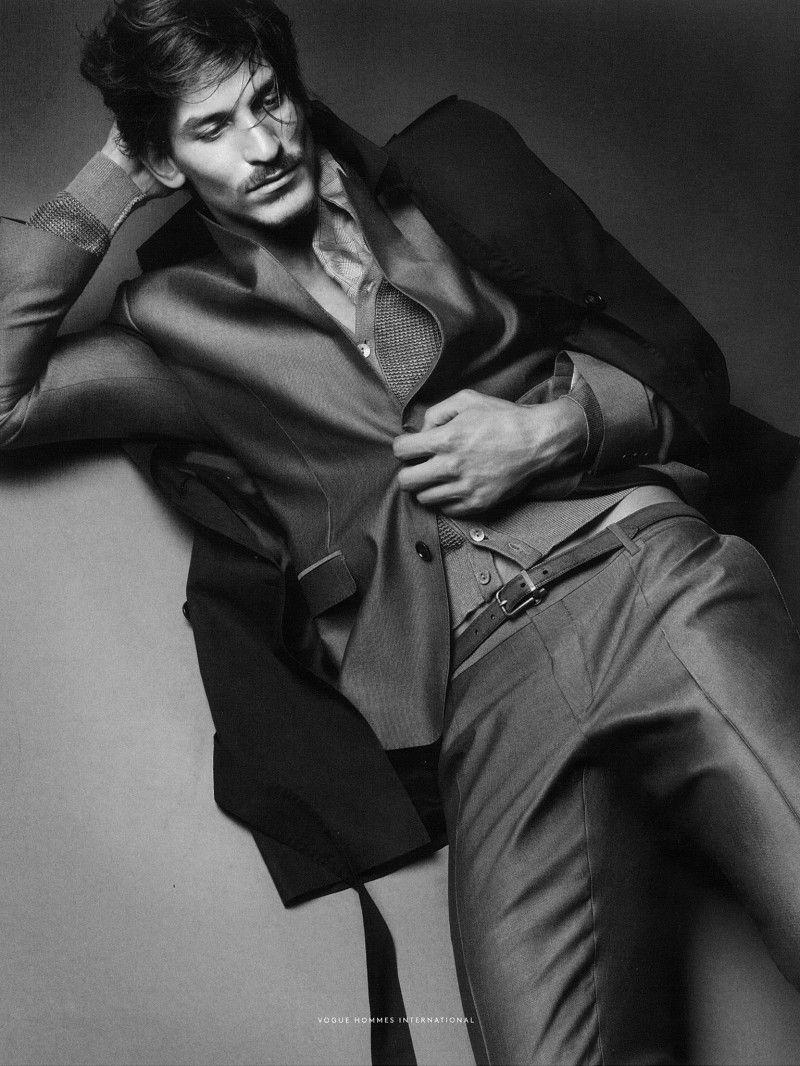 LAffranchi   Jarrod Scott for Vogue Hommes International
