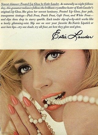 Beauty Ads From The Sixties Vintage Cosmetics Retro Makeup Vintage Nails