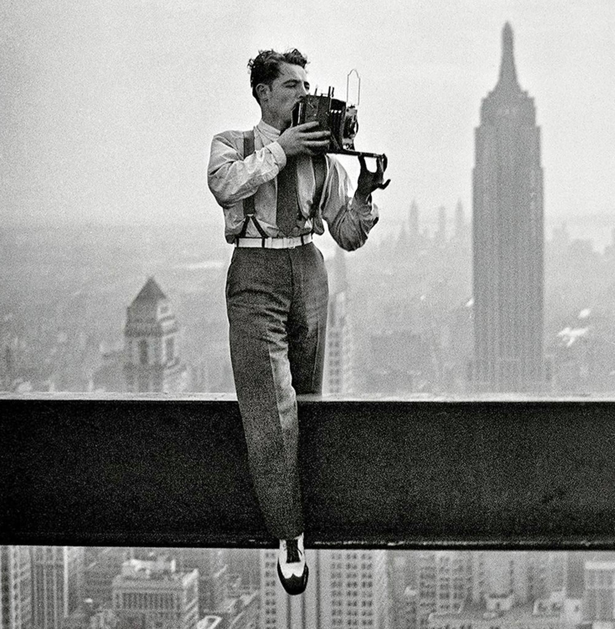The Fascinating Story Of Dapper Daredevil Who Took One Most Iconic Pictures 20th Century Thomas Kelley