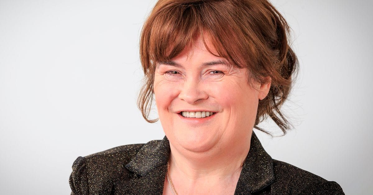 Susan Boyle S Rendition Of Christmas Classic Is Like None Other Covers Internet In Goosebumps Famous People With Autism Famous People List Of Famous People