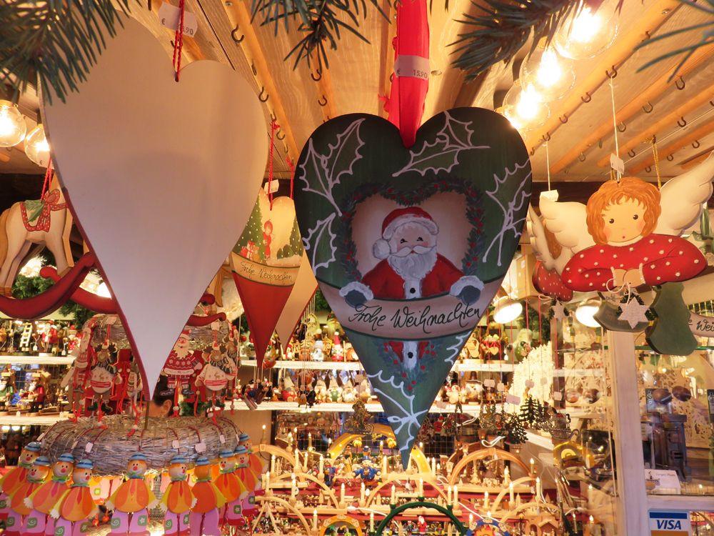 Marché de Noël 2015 à Stuttgart  ©Etpourtantelletourne.fr  #noel #christmas #allemagne #stuttgart
