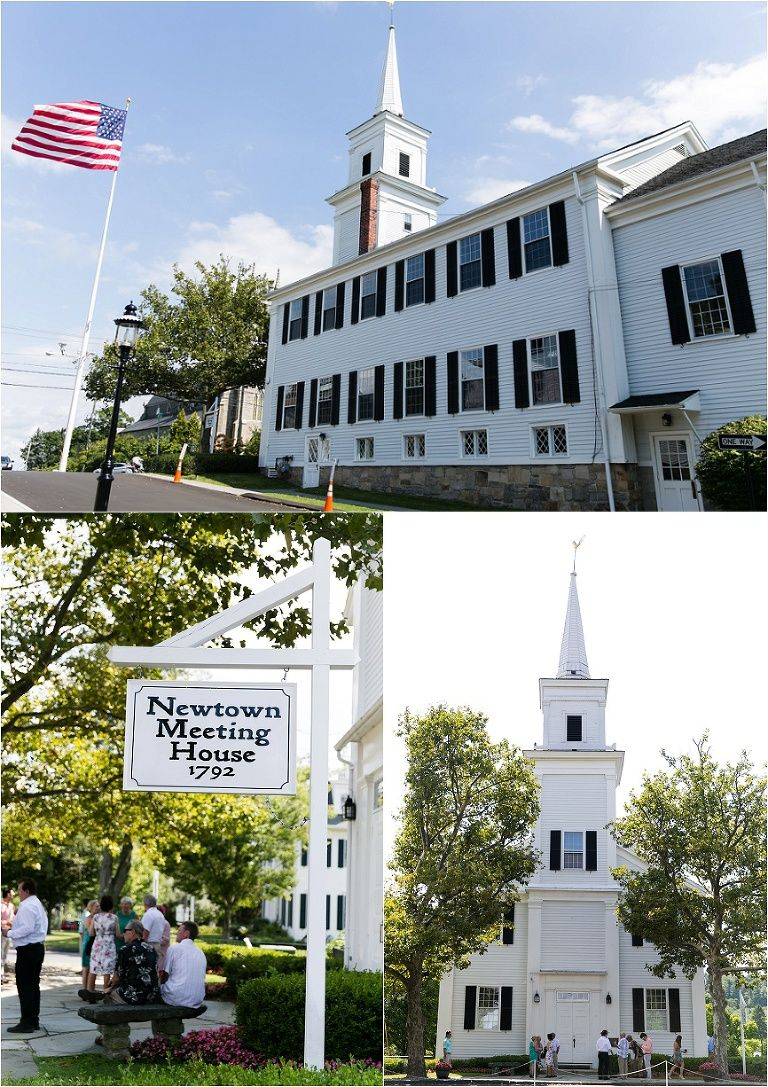 newtown meeting house in newtown ct is the perfect choice for a
