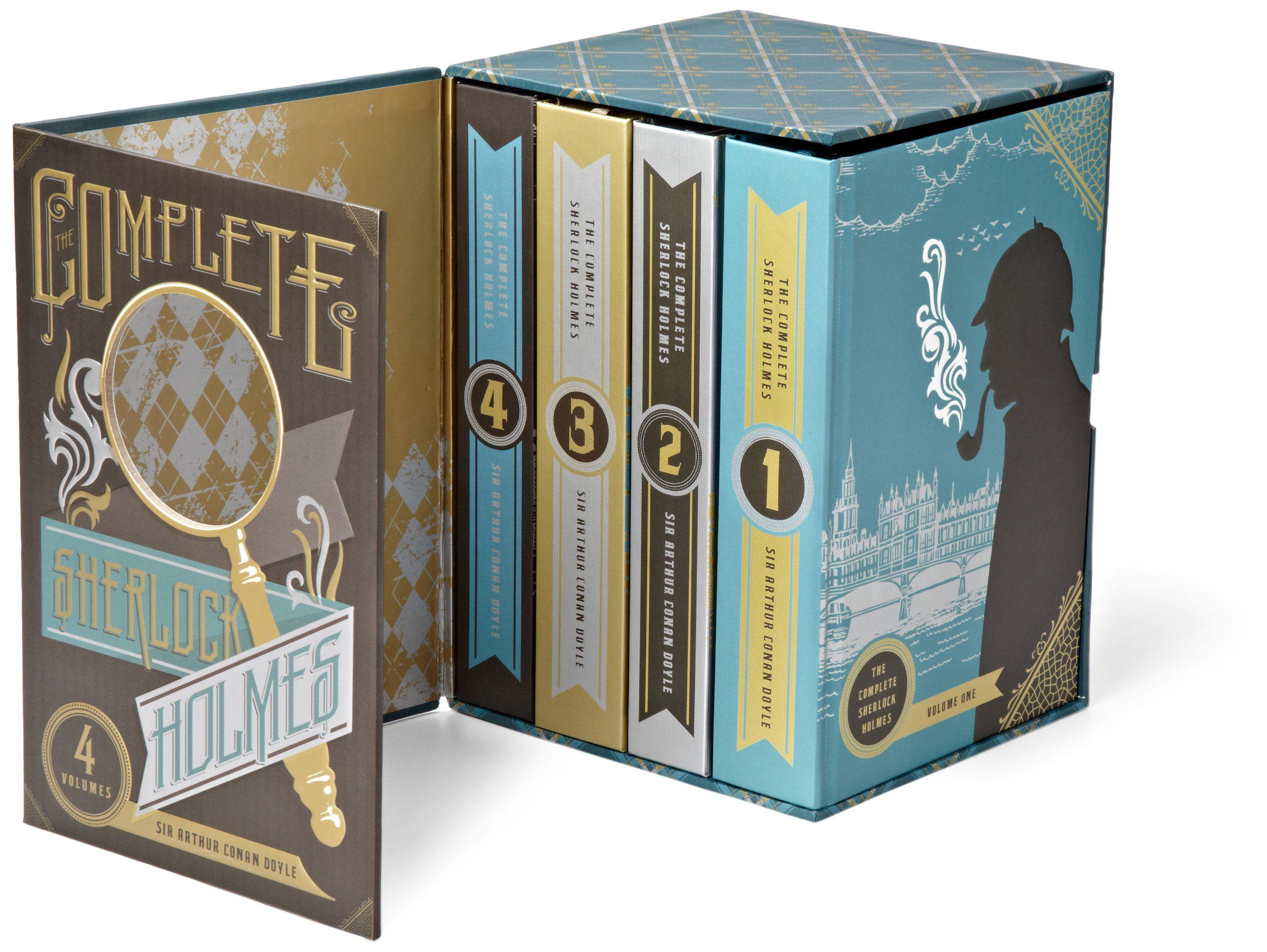 The Complete Sherlock Holmes The Heirloom Collection Arthur Conan Doyle Sherlock Holmes Sherlock Holmes Book Sherlock
