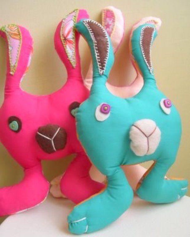 muñecos conejos trapo - Buscar con Google