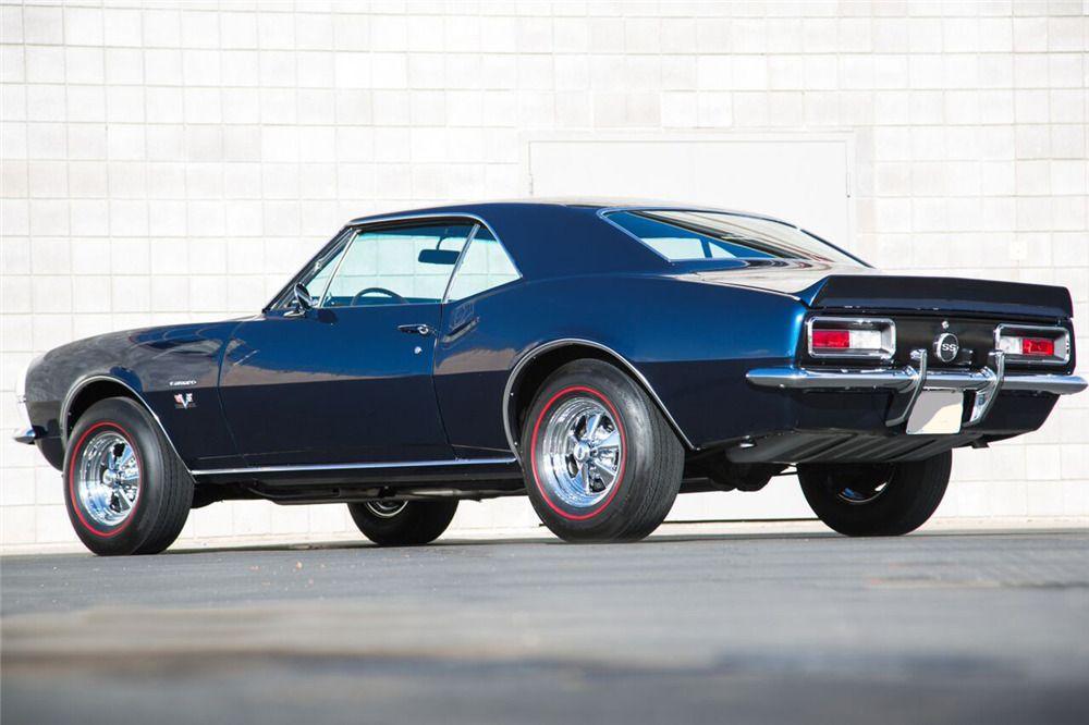 1967 CHEVROLET CAMARO SS CUSTOM COUPE –  – Barrett-Jackson Auction Company – World's Greatest Collector Car Auctions