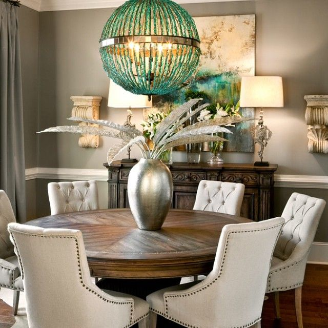 25 Elegant And Exquisite Gray Dining Room Ideas: Decorvisions @decorvisions On Instagram Photos My Passion