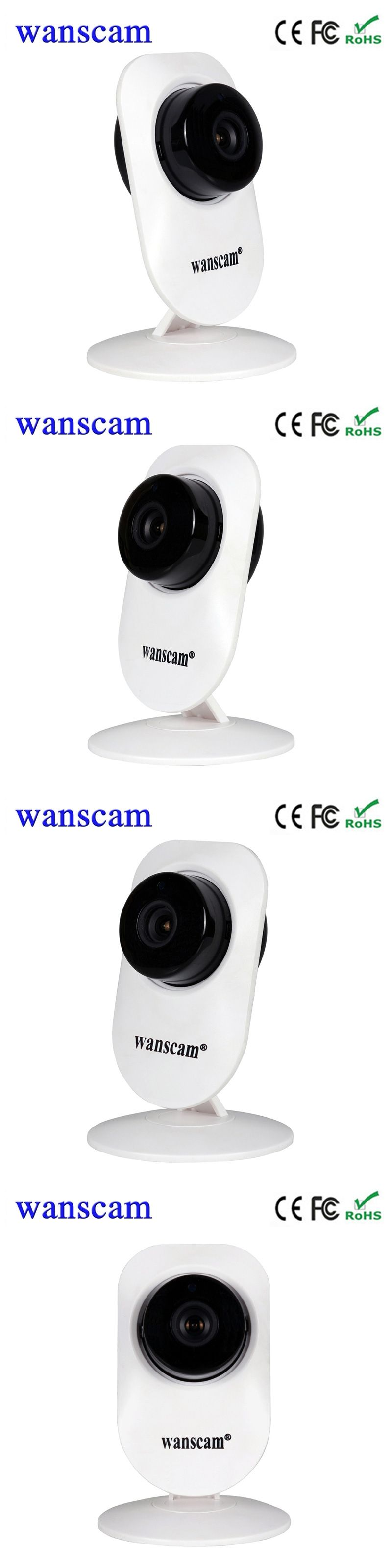 Wanscam P2P 720P Mini CCTV camera wireless wifi baby monitor cheap wifi IP camera home security