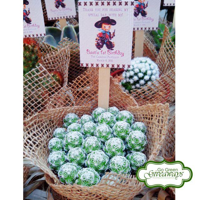 Pin de Go Green Giveaways em Succulents and Cactus