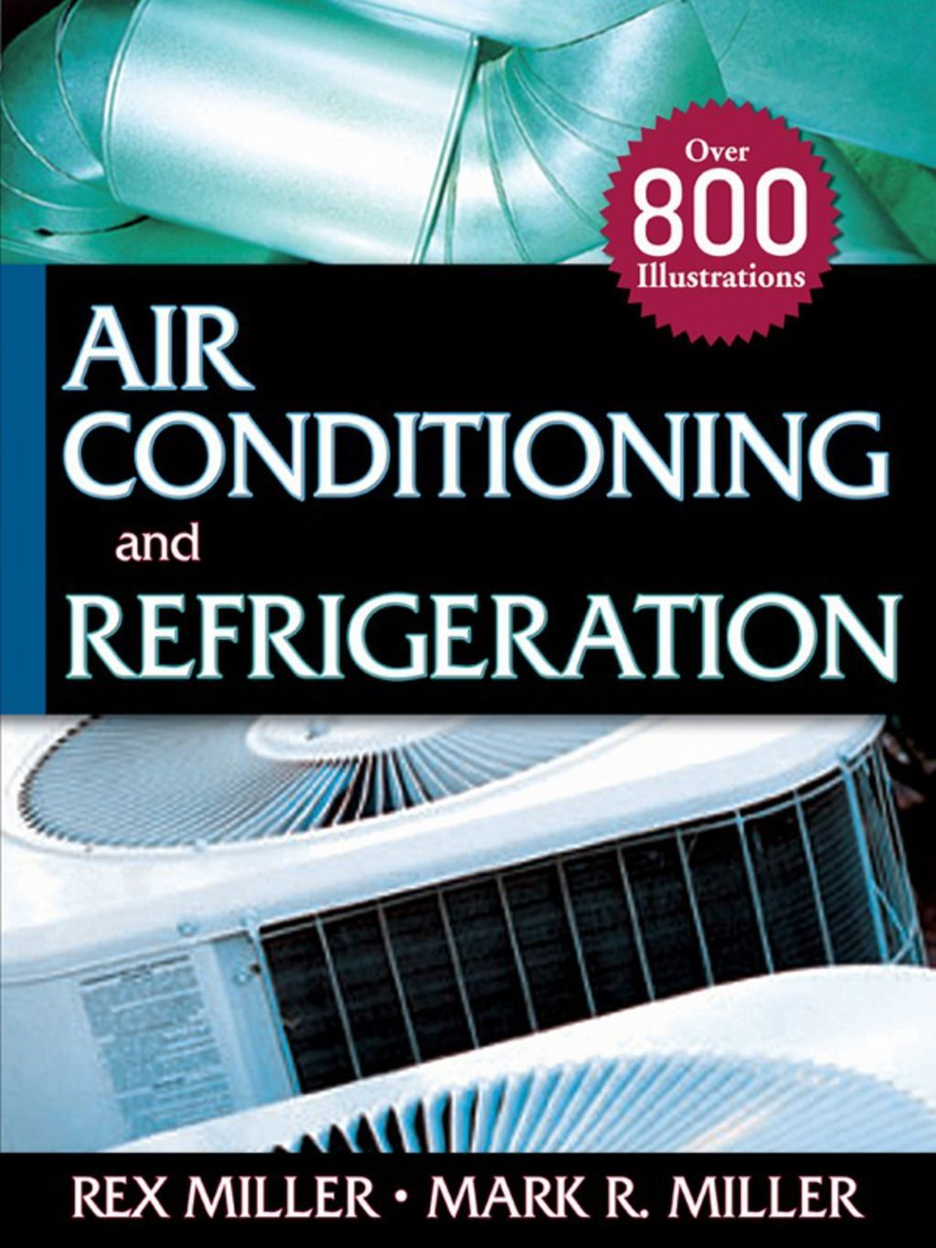 Air Conditioning and Refrigeration (eBook) Technical