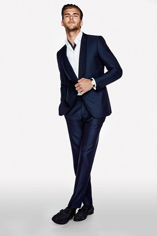 150882f206f5 Dress code: Tuxedo – Zegna Made to Measure | Men's Fashion in 2019 ...