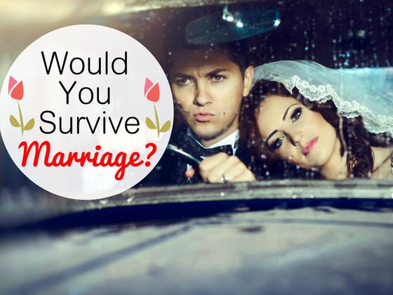 Would You Survive Marriage  Dating, Love, Sex, And -2970